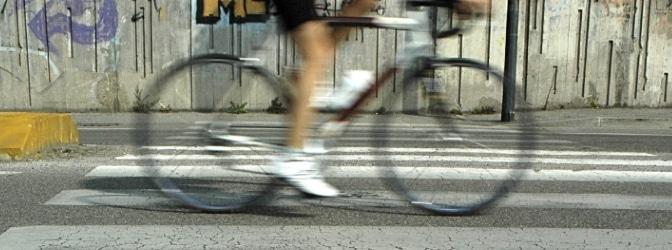 Die durchschnittliche Fahrradgeschwindigkeit im Straßenverkehr beträgt 10 bis 25 km/h.