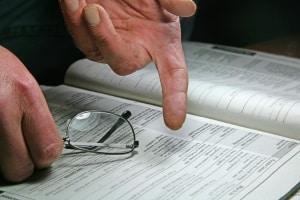 Welche Angaben werden vorgeschrieben, um der Fahrtenbuchpflicht nachzugehen?