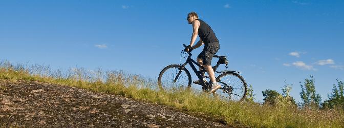 Ein Fahrverbot für Fahrräder kann verhängt werden, wenn Sie sich selbst oder andere im Verkehr gefährden.