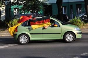 Ein Fahrverbot in Österreich erhalten: Gültig in Deutschland ist es nicht.