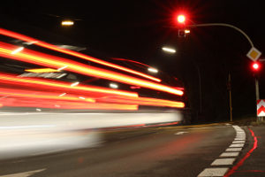 Fahrverbot: Die rote Ampel ist ein häufiger Grund für eine Mobilitätspause.