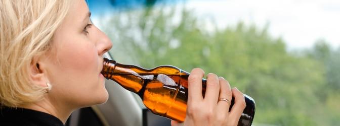 Fahrverbot in Tschechien: Alkohol am Steuer kann ein Grund dafür sein.
