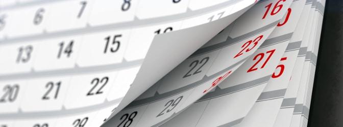 Fahrverbot: Ist der Zeitraum immer genau festgelegt?