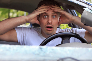 Keine Panik! Sie können den Fahrzeugschein neu beantragen, sollte dieser verloren gehen