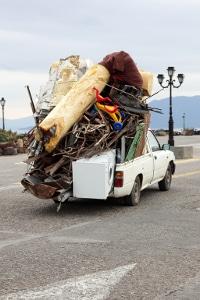 Fahrzeugschein: In puncto zulässiges Gesamtgewicht sollten Sie einen Blick hineinwerfen.