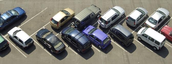 Falschparken in Dänemark kann teuer werden.