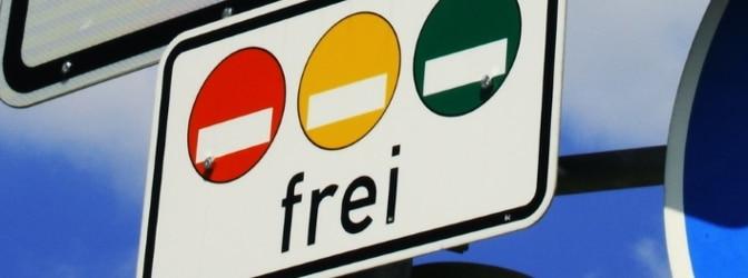 Belastung durch Feinstaub: Auch die Euro-2-Plakette soll für eine Reduzierung der Luftverschmutzung sorgen.