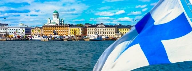 Möchten Sie Finnland mit dem Auto erreichen, können Sie verschiedene Routen wählen.
