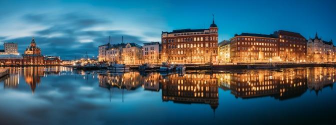 Auch auf einer Reise nach Finnland kann ein Unfall passieren. Wir erklären, was in diesem Fall zu beachten ist.
