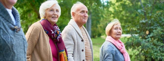 Müssten sie ihren Führerschein im Alter abgeben, würden Senioren in ihrer persönlichen Freiheit eingeschränkt.