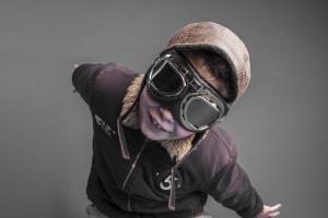 Für den Führerschein: Auf dem Passfoto darf das Gesicht nicht durch eine Brille oder Kopfdeckung auf unzulässige Weise verdeckt sein.