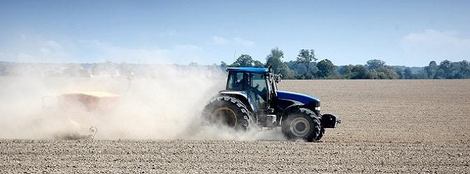 Die Führerscheinklasse T wird am häufigsten in der Landwirtschaft benötigt.