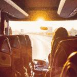 Die Führerscheinklassen D1, D1E, D und DE dienen der Personenbeförderung mit Bussen.