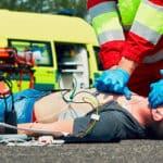 Rettungsaktionen am Unfallort ziehen nicht selten Gaffer an.