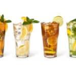 Es kommt zur Erhöhung des Gamma-GT-Wertes, wenn Alkohol dem Organismus zugeführt wird.