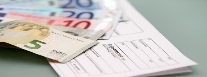 Gebühren sind im Bußgeldverfahren zusätzlich zu zahlen.