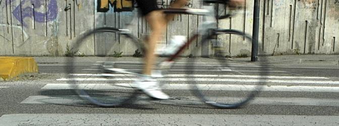 Geisterfahrer mit dem Fahrrad sind gefährlich - Wie das passieren kann, lesen Sie hier.