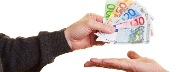 Geldauflage spenden und der Strafe entgehen? Vereinzelt ist das möglich.
