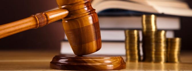 In Deutschland kann eine Geldstrafe nur per Urteil oder Strafbefehl angeordnet werden.