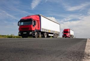 Geschwindigkeit in Luxemburg: LKW müssen etwas langsamer fahren.