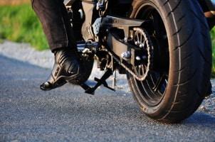 Auch für Motorradreifen gilt: Der Geschwindigkeitsindex muss beachtet werden.