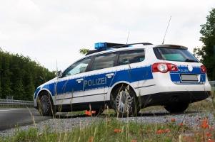 Die Geschwindigkeitsmessung durch Nachfahren zählt zu den hoheitlichen Aufgaben der Verkehrspolizisten.