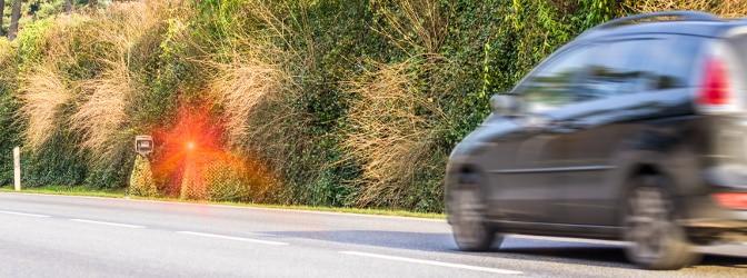 Wie hoch sind die Sanktionen für eine Geschwindigkeitsüberschreitung in Dänemark?