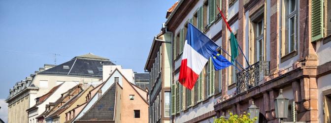 Wie wird eine Geschwindigkeitsüberschreitung in Frankreich sanktioniert?