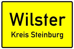 Ob die Geschwindigkeitsüberschreitung in einer Ortschaft stattfand, bestimmt das gelbe Ortsschild.