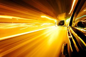 Die Geschwindigkeitsübertretung ist der häufigste Verkehrsverstoß.
