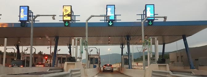 Wer muss in Griechenland eine Maut für die Straßennutzung entrichten?
