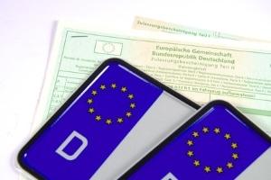 Um ein grünes Kennzeichen zu beantragen, benötigt die Zulassungsstelle einige Unterlagen von Ihnen.