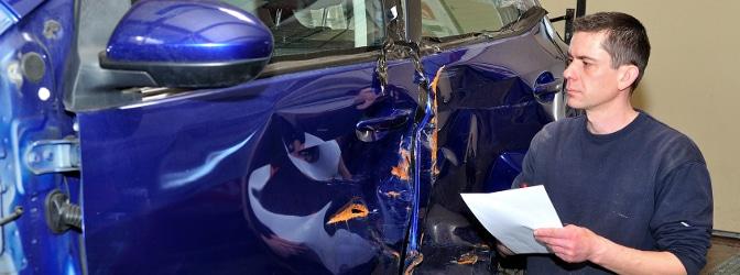 Wann müssen Haftungsquoten bei einem Verkehrsunfall erstellt werden?