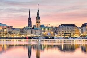 Unehrenhafter erster Platz: Hamburg führt das Stau-Ranking an.