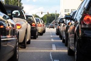 Es besteht die Hoffnung, dass mithilfe der E-Scooter-Verordnung der Stadtverkehr entlastet wird.