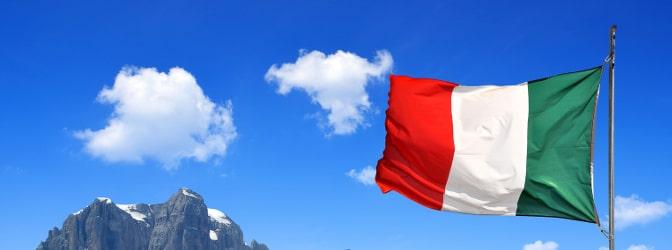 Auch in Italien müssen Fahranfänger mit besonderen Sanktionsmaßnahmen rechnen, wenn sie die Regeln verletzen.