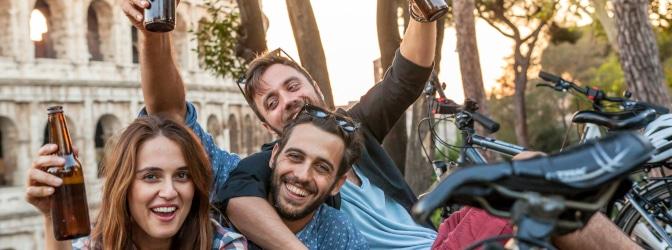 Ein Verstoß gegen die Promillegrenze kann in Italien relativ teuer werden.