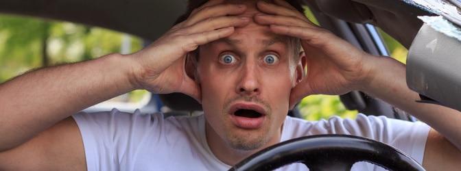 Mit Stimulanzien wie Khat steigt das Risiko für einen Unfall.