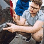 Nur ein Kratzer: Fahrerflucht dürfen Sie trotzdem nicht begehen