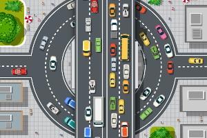 Ereignete sich in einem Kreisverkehr ein Unfall, liegt die Schuld oftmals beim Einfahrenden.