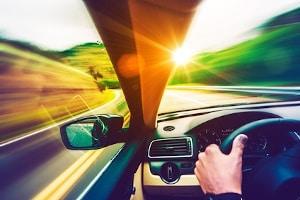 Wie gestaltet sich in Kroatien die Strafe, wenn Sie zu schnell fahren?