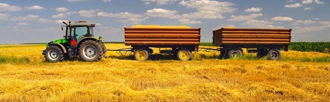 Der L-Führerschein wird häufig in Land-und Forstwirtschaft benötig