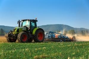 Landwirtschaftsfahrzeuge müssen oft keine Gebühren nach Mauttabelle entrichten.