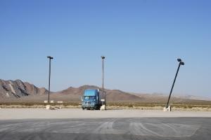 Nicht nur Lenkpausen müssen Lkw-Fahrer einlegen, sondern auch Pausen von der gesamten Arbeitszeit.