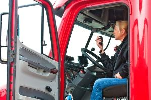 Lkw-Fahrer müssen Ruhezeiten täglich und auch wöchentlich einhalten.