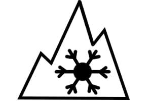 Ein Lkw-Winterreifen muss ab Oktober 2024 zwingend das 3PMSF-Symbol aufweisen.