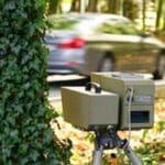 Der M5-Radar kann sowohl aus einem Fahrzeug heraus als auch auf einem Stativ genutzt werden.