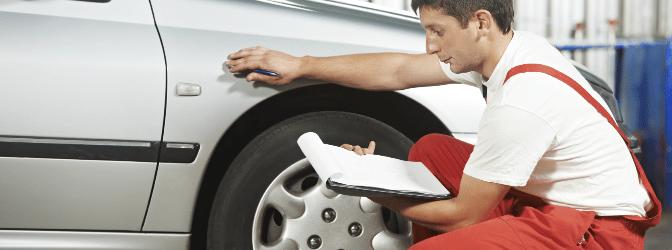 Beim TÜV kann unter Umständen ein Mängelbericht ausgestellt werden.