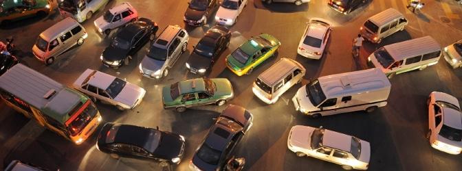 Nicht selten spielt sich eine Massenkarambolage auf der Autobahn ab.