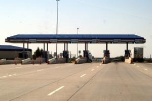 Von der Maut in Griechenland können auch Verkehrsbauwerke betroffen sein.